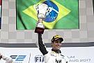 FIA F2 Sette Câmara fala de vitória, pódios e analisa ano na F2