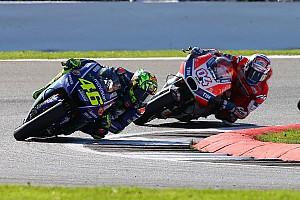 """""""El momento de Dovizioso ha llegado"""", dice Valentino Rossi"""
