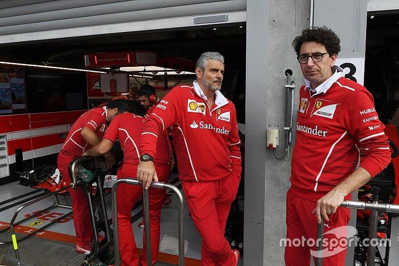 Arrivabene: Binotto, Ferrari'den ayrılmayacak