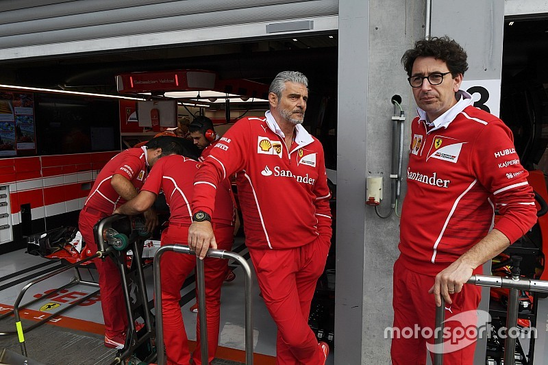 Binotto reemplaza a Arrivabene como jefe de Ferrari