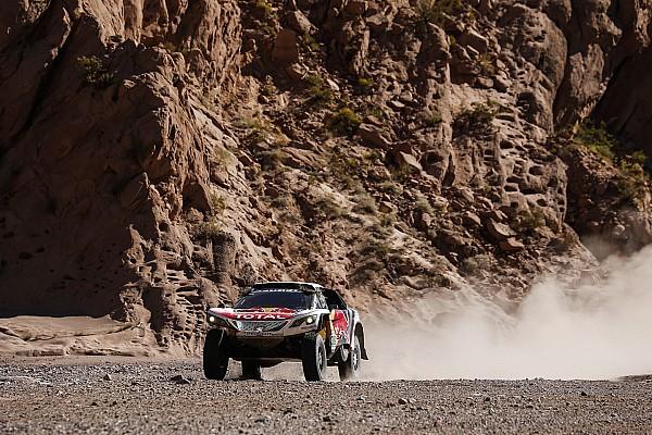 Dakar Breaking news Loeb hints at Peugeot Dakar exit after 2018
