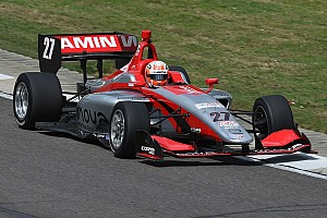Indy Lights Testing report Jamin, Franzoni, Askew lead Mazda Road To Indy tests