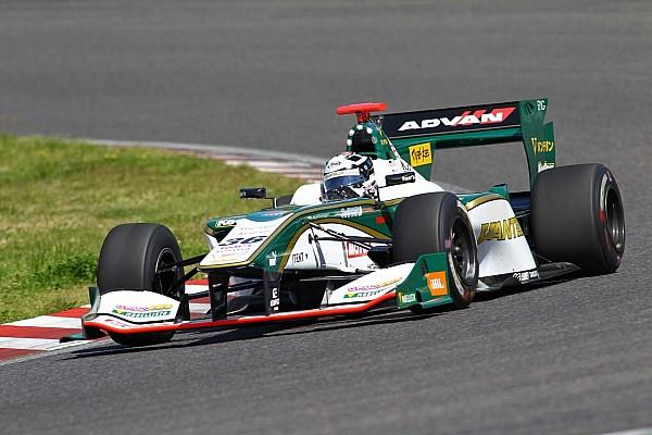 Super Formula Lotterer wants increased Super Formula tyre degradation