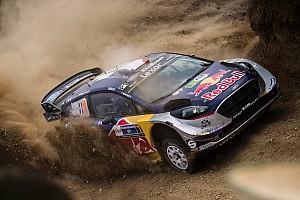 WRC Actualités Championnats - Ogier repasse en tête, M-Sport creuse l'écart