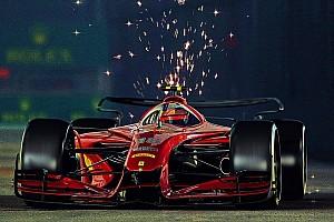 Формула 1 Самое интересное Концепт 2025 года. Как могли бы выглядеть машины Ф1 через восемь лет