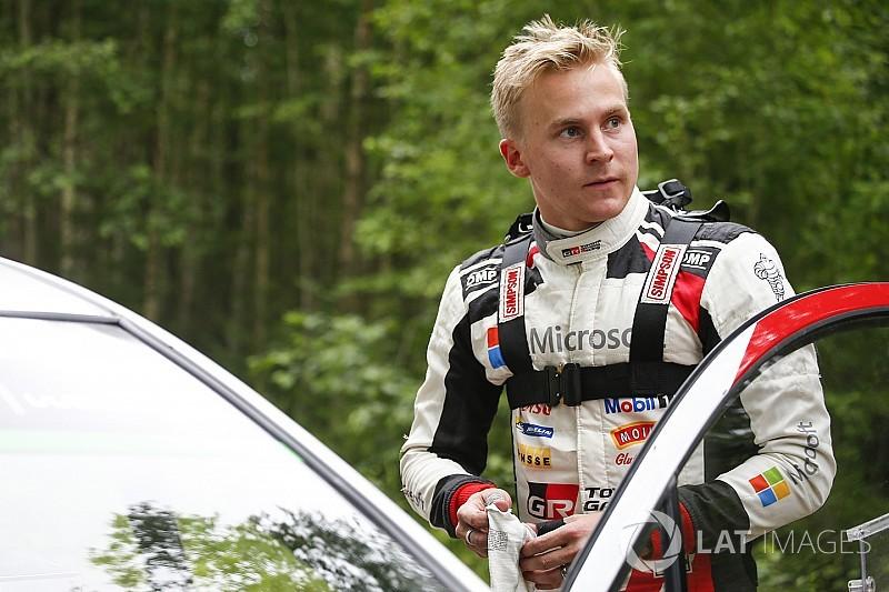 【WRC】2日目首位のラッピ「WRカーでこのラリーに出るのが夢だった」