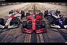El futuro de los coches de F1... ¿inspirado en el pasado?