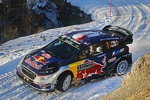 WRC Laporan leg Sebastien Ogier juara pada debutnya bersama M-Sport