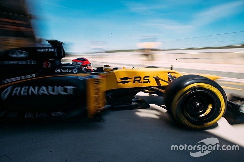 "Kubica says he can drive F1 car ""without any limitations"""