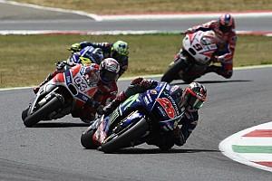 MotoGP Результати Турнірна таблиця MotoGP після Гран Прі Італії