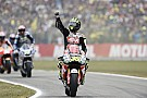 MotoGP Crutchlow manque le podium pour une poignée de centièmes