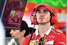 Formula 1 Masa depan Giovinazzi di F1 tergantung Ferrari
