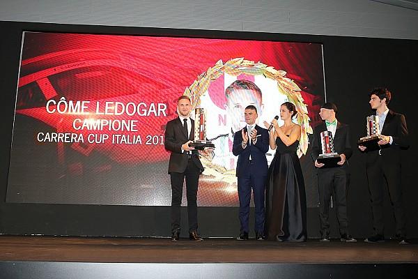 Carrera Cup Night: premiati a Imola i campioni nel decennale