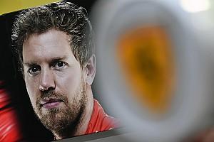 F1 Noticias Vettel no quiere el papel de favorito para Singapur