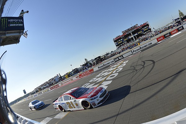 Blaney and Wood Brothers return to Pocono with