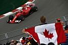 Гран При Канады: лучшие фото пятницы