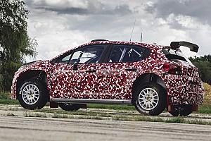 WRC I più cliccati Fotogallery: le prime foto della Citroen C3 R5