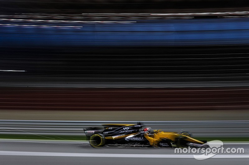Hulkenberg: Bahrein expôs fraquezas da Renault