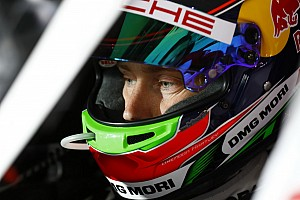 WEC Intervista Hartley: