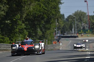 Le Mans Breaking news Toyota khawatir kalah top speed di Le Mans
