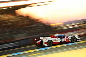 Le Mans Reporte de calificación Toyota rompe el récord de clasificación en Le Mans
