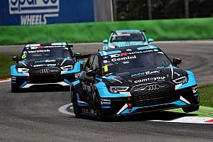 TCR Rennbericht TCR in Monza: Roberto Colciago und Stefano Comini siegen