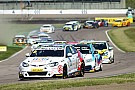 BTCC Cook to serve ban as MG withdraws appeal