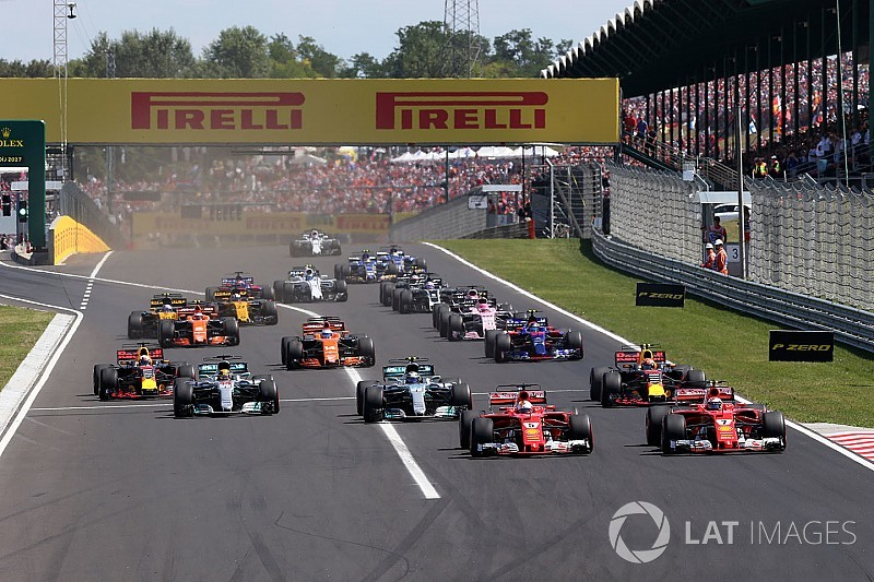 F1 must keep balance between free-to-air and digital TV - Carey