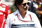 F4 Visszatér a Sauber női csapatfőnöke
