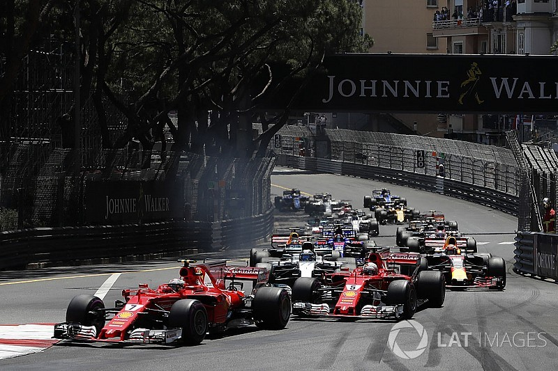 La F1 veut plus de 21 courses par saison dès 2019