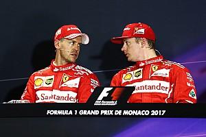 F1 Noticias de última hora Vettel niega que haya habido órdenes de equipo