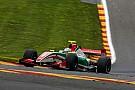 Formula V8 3.5 Podio de Alfonso Celis en Spa para ser líder del campeonato