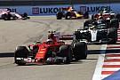 Räikkönen idén eddig csak egy körig volt az élen
