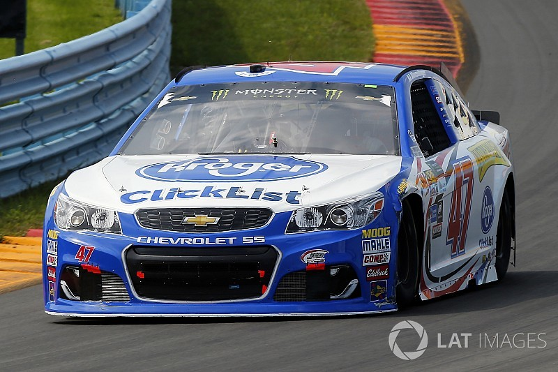 JTG Daugherty was Chevrolet's bright spot at Watkins Glen