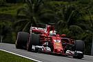 Ferrari confirma que câmbio de Vettel não precisa de troca