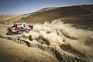 Cross-Country Rally Al Attiyah asalta el liderato en Marruecos y la mecánica castiga a Sainz