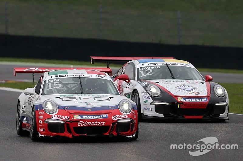 Carrera Cup Italia, Pera e Rovera alla resa dei conti