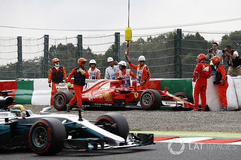 Räikkönen: L'erreur des EL3 a compromis les qualifications