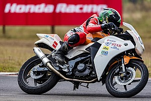 Other bike Breaking news Honda hosts first women-only bike race in India