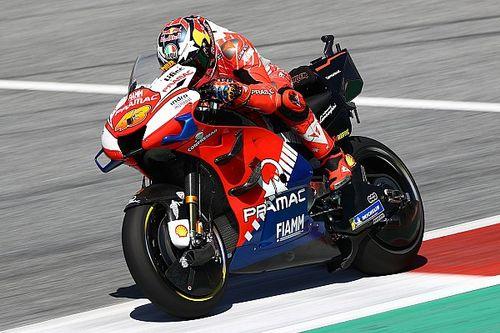 "Miller crash ""wasted"" near-certain Austrian GP podium"