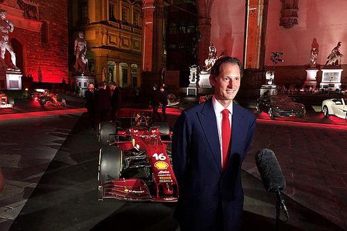 """Elkann: """"La prima Ferrari elettrica si vedrà nel 2025"""""""