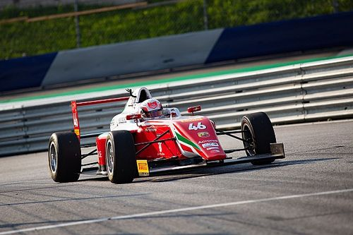 F4, Red Bull Ring: pole per Duerksen e Minì