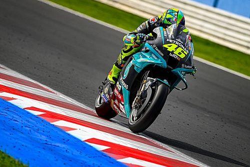 Débarrassé des tests, Rossi ne ferme pas la porte pour l'avenir