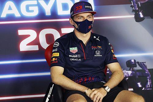 """Verstappen looft Red Bull na crash: """"Ze gaan voor me door het vuur"""""""