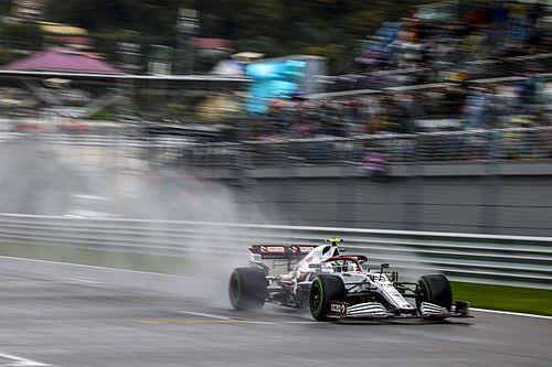El desafío de correr sin radio con el equipo en el GP de Rusia