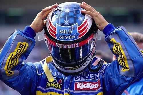 Top 10: Die legendärsten Formel-1-Helmdesigns