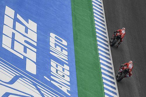 Le Grand Prix d'Espagne MotoGP officiellement reporté