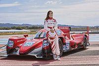 Calderón lista para su debut en prototipos en ELMS