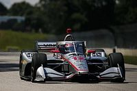 IndyCar Road America: Power leads Harvey, Newgarden in practice