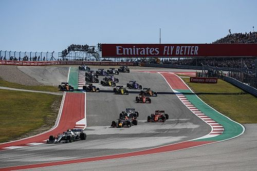 F1 will keep Miami and Austin race dates separate